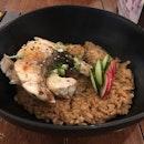 Amazing Seabass Donburi