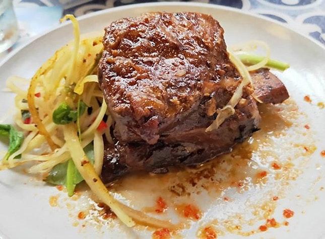 Beef Short Rib 👍🏻👍🏻👍🏻 $29++ .