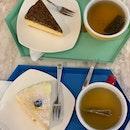 Cake & Tea Set
