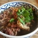 Kway Teow Nam Took aka Thai Beef Noodles #sgfoodies #sgfoodie #foodiesg #foodblog #instafood #instafoodie #instafoodsg #igsg #sgig #igsgfood #sgigfoodies #foodiesofinstagram #sgeats #eatsg #hungrygowhere #foodphotography #singaporeeats #sgfoodlovers  #igfoodie #sgfoodblogger #dailyfoodfeed #burpple