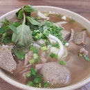 #PhoDacBiet The first time I had pho was in a little cafe in the Bay Area.
