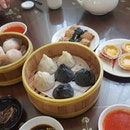 Dim Sum lunch with see-chup horfun.