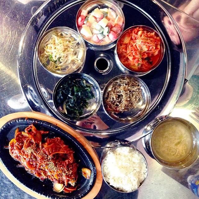 Hip Korean Places
