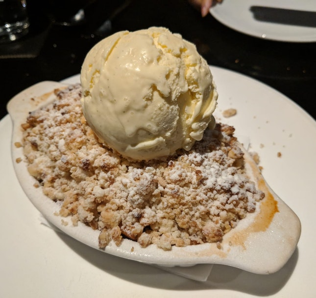 Crumble Anytime For Me!