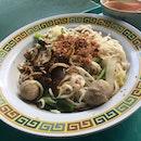Favourite Dry Ban Mian