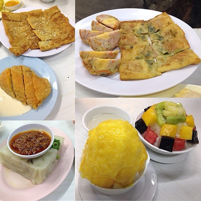 KTZ @ Kepong Baru  My favourite place for Asian style desserts.