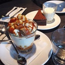 Desserts @ Ben's KLCC  Happy time!