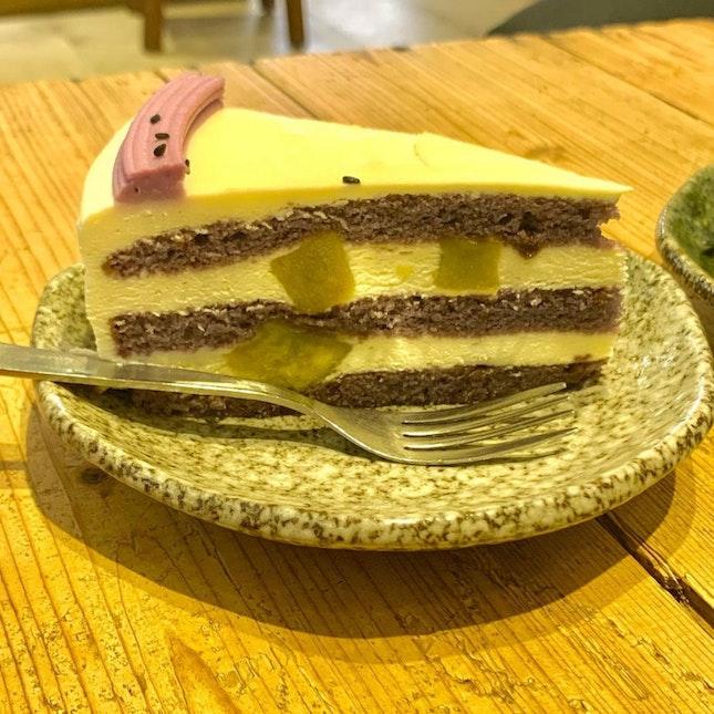 Sweet Ptt Cake
