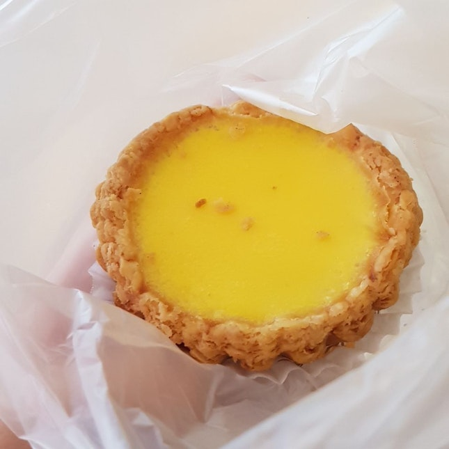 Egg Tarts For $2.20!!