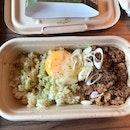 Sh-nack Donburi (Beef)