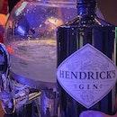 Hendrick's Gin tower anybody?