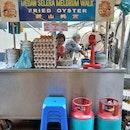 Best Oyster Omelette In JB