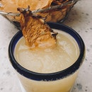 Pineapple Yuzu Frozen Margarita [14]
