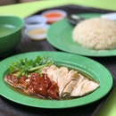 Roasted Chicken Rice ($3.5)