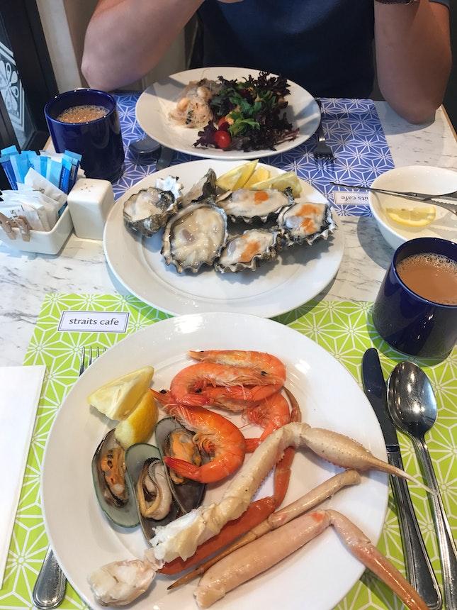 Straits Cafe (Saturday brunch)