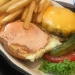 All American Burger $22++