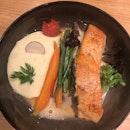 Miso Salmon $20