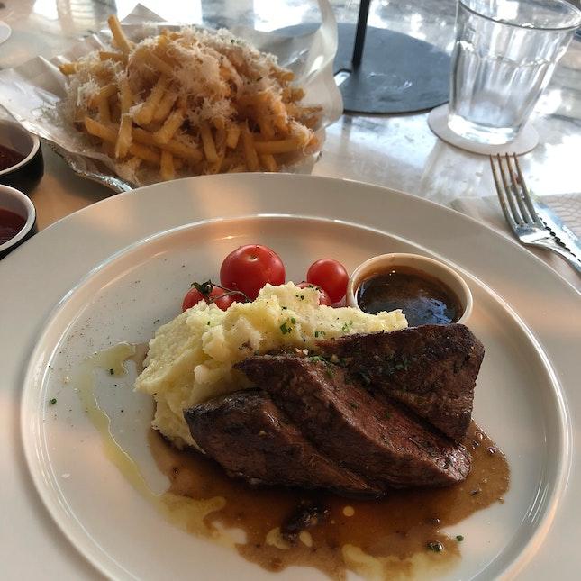 Steak & Beef Dripping Mash🔥