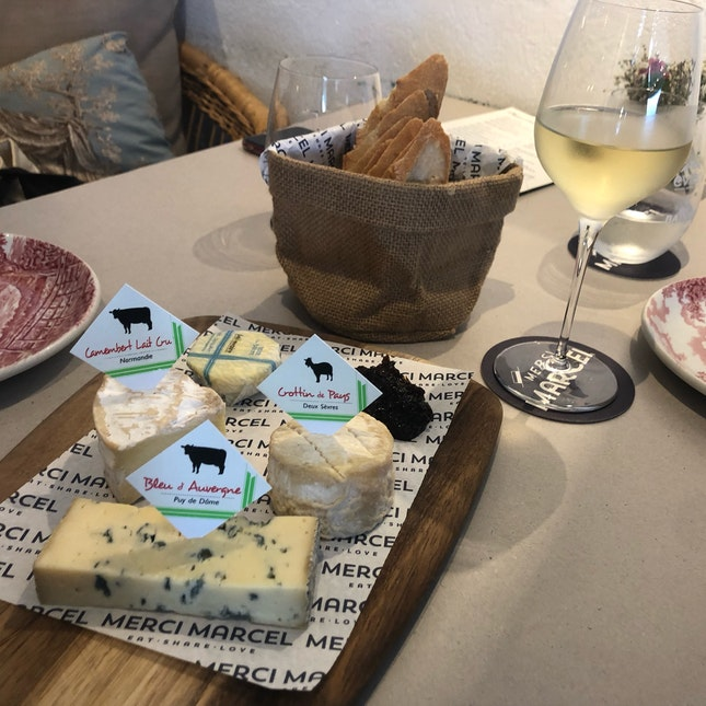 Better Cheese Platters Elsewhere