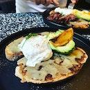 IDEA: start a sunday with brunch 💛  #brunchdg #punchcafe #coffeesg #block80 #burpple