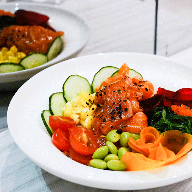 For KL's Tastiest Poke Bowl