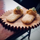 Durian Sticky Rice ($6.80)