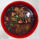 Pig Kidney Mee Sua ($5)