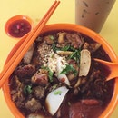 Been craving for a decent lor mee to no avail.