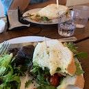 Basil Pesto And Tandoori Chicken Sandwiches