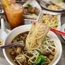 Beef Boat Noodles ($5 nett)