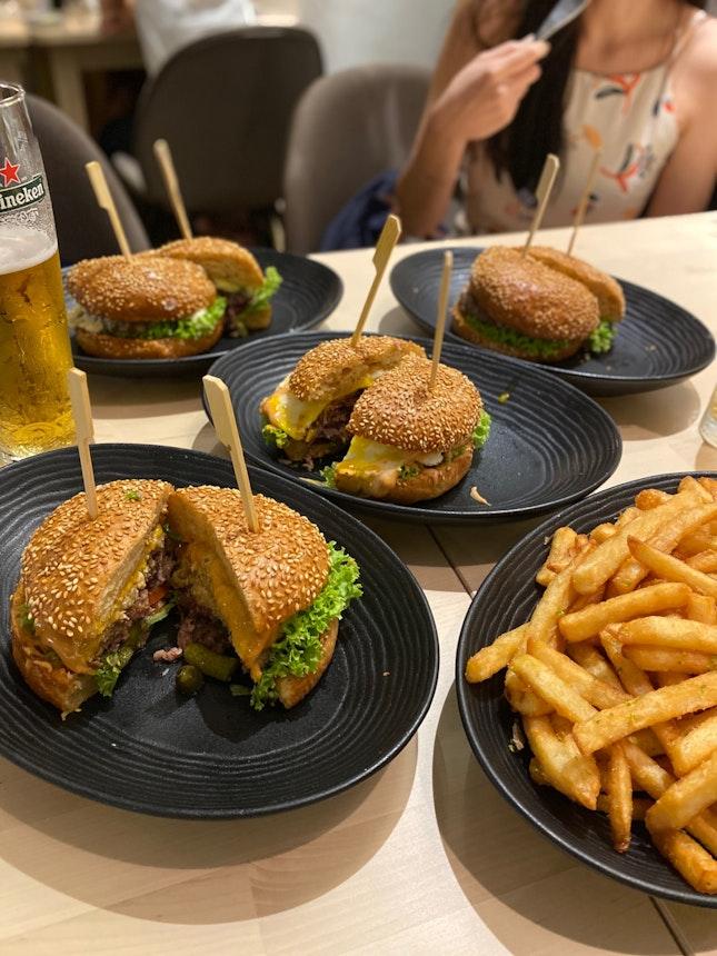 Western Food 🍔🍝🥩