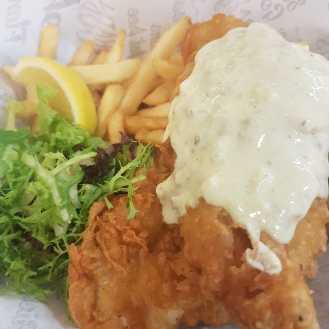Dory Fish & Chips