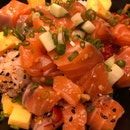 Spicy Salmon Don