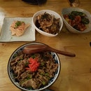 -For appetisers, we decided to go with kimchi and it helps to open up our appetite.
