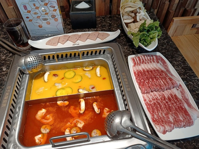 Affordable Hotpot