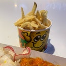 Creamy Truffle Fries