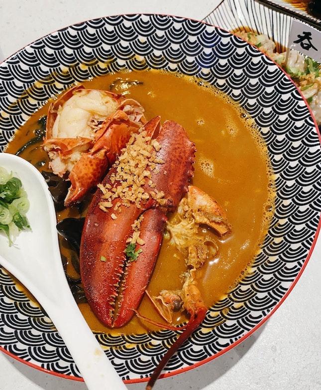 Superior lobster Broth