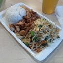 Chicken Teppanyaki