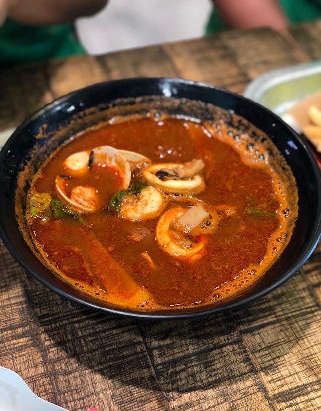 Seafood Jjampong