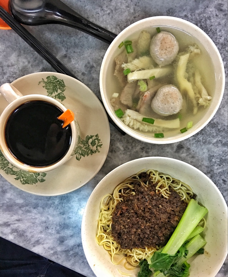 What Chinese Foods Go Well With Noodles