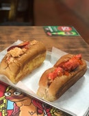 Maine & Mentaiko Lobster Roll