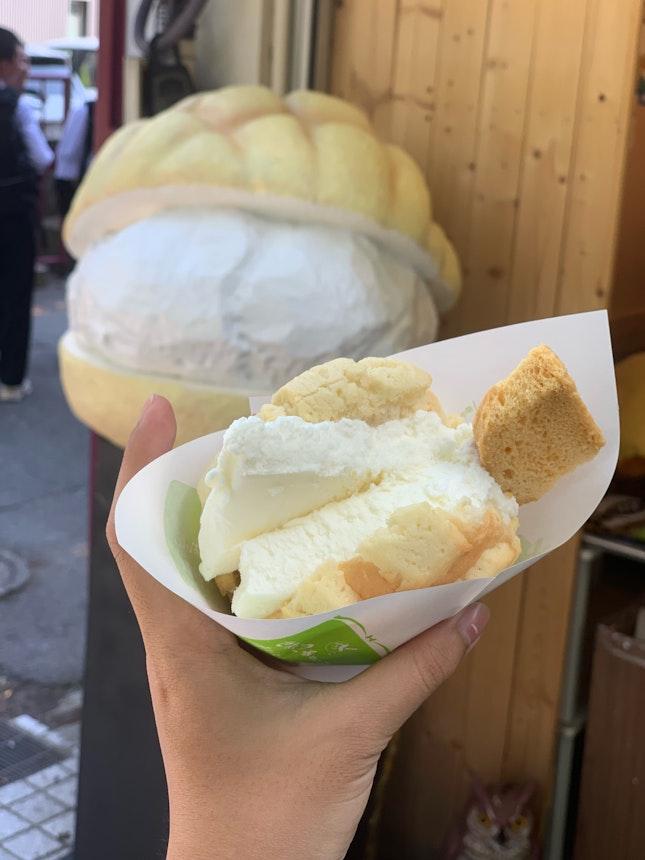 Second Best Melon Pan??