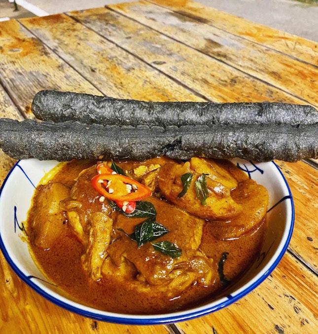 Delicious Nonya Fusion Food