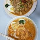 Mee Siam & Laksa ($5 Each)