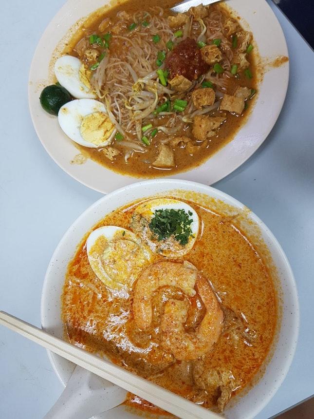 Mee Siam & Laksa