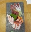 Sashimi Platter ($30-40)