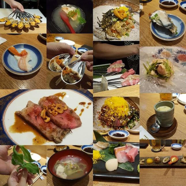 Omakase ($98++)