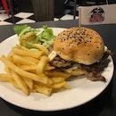 Grilled Chicken Burger ($12.30)