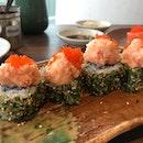 Lobster Roll Sushi