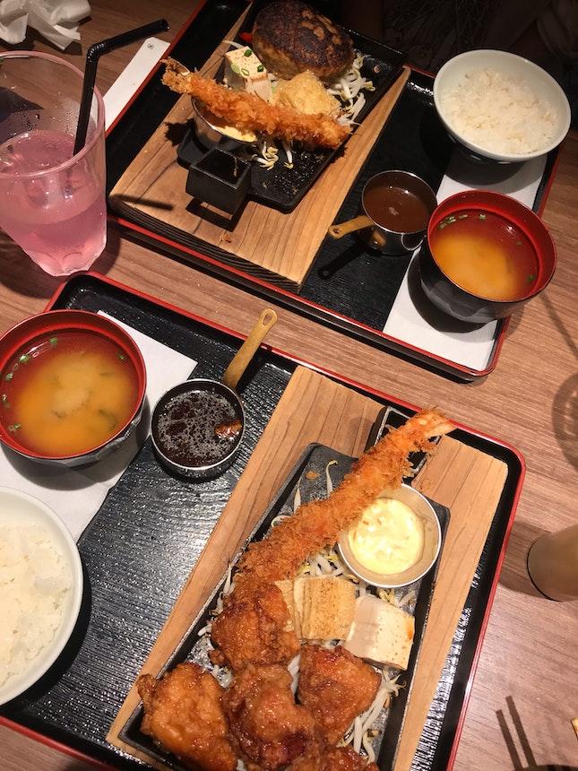 Teriyaki Chicken Set ($19.80)